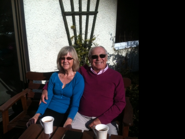 Sally & Richard from Elmstead Market, United Kingdom