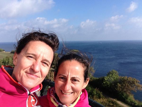 Veronique & Carole from Vevey, Switzerland