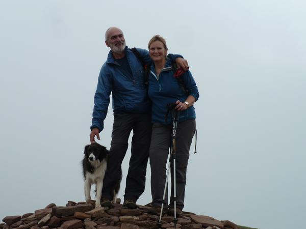 Sarah & Norman from Swansea, United Kingdom