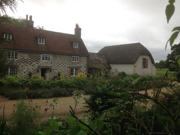 Three months in wonderful Wiltshire in exchange for help!