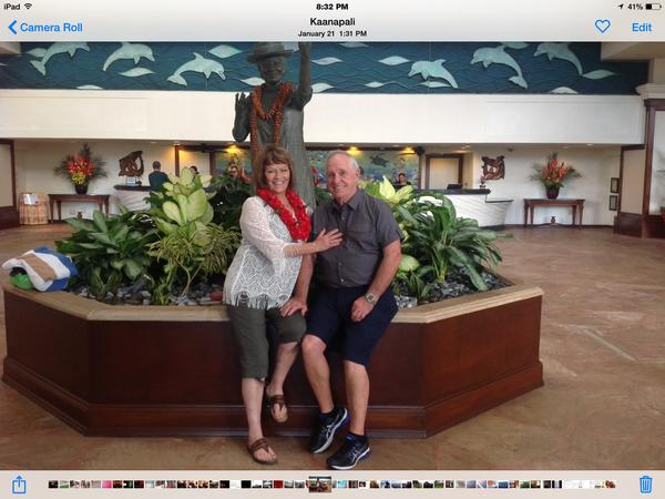 Lynn & Gene from Brandon, MB, Canada