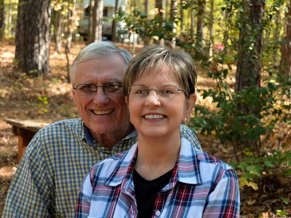 Joyce & Wally from Augusta, GA, United States