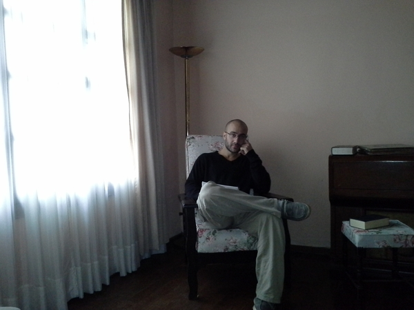 Federico from Barcelona, Spain