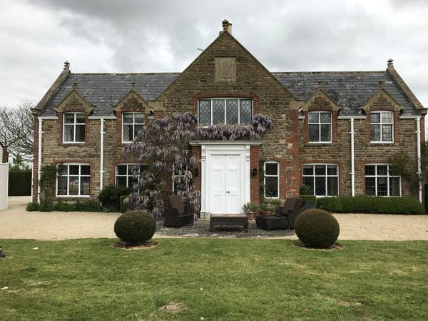 Beautiful home in Wiltshire with a gorgeous whippets