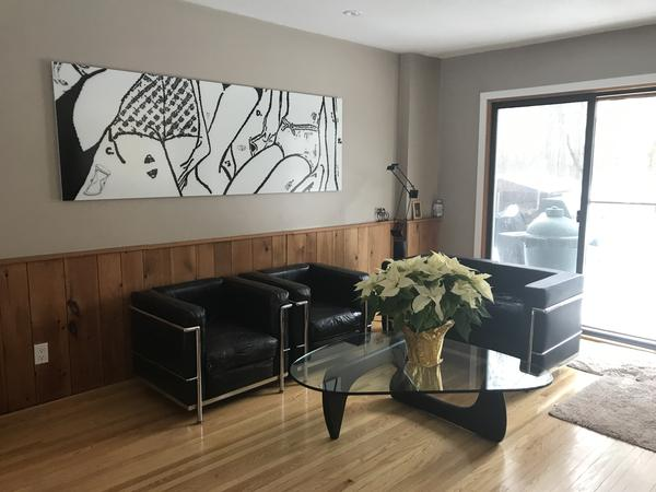 Housesitting assignment in Georgetown, Ontario, Canada