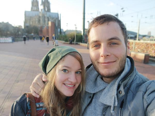 Katrin & Max from Köln, Germany