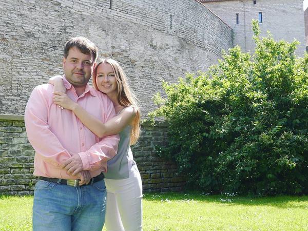 Eugeny & Yana from Yekaterinburg, Russia