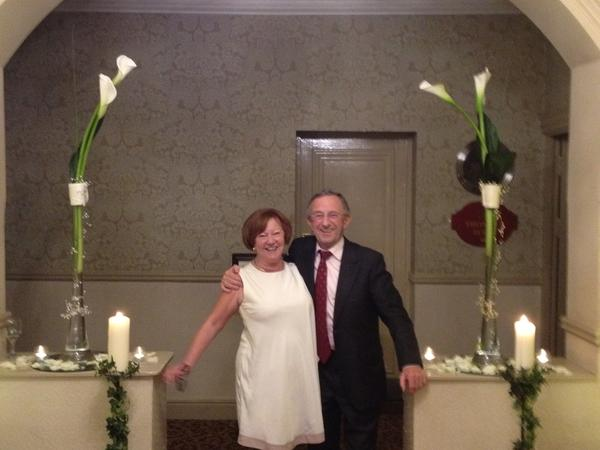 Jan & Bernard from Naas, Ireland