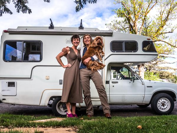 Chelsea & Benjamin from Austin, Texas, United States