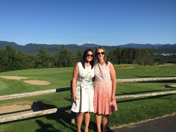 Christina & Sara from Albany, NY, United States
