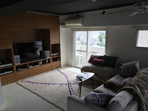 Housesitting assignment in Nakameguro, Japan
