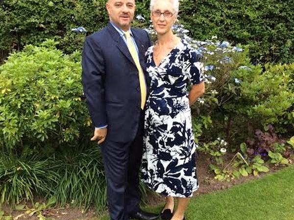 Carol & Andrew from Brighton, United Kingdom