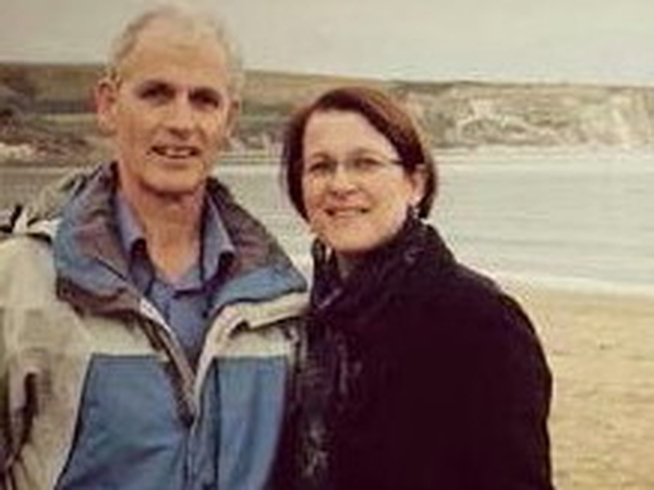 John & Angela from Lincoln, United Kingdom