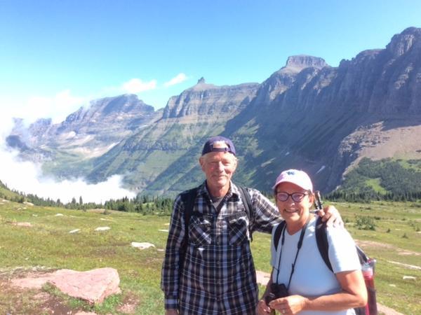 Judy & John from Eureka, California, United States