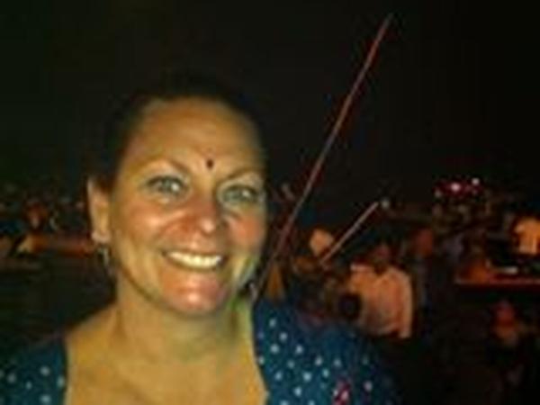 Amy from Goa Velha, India