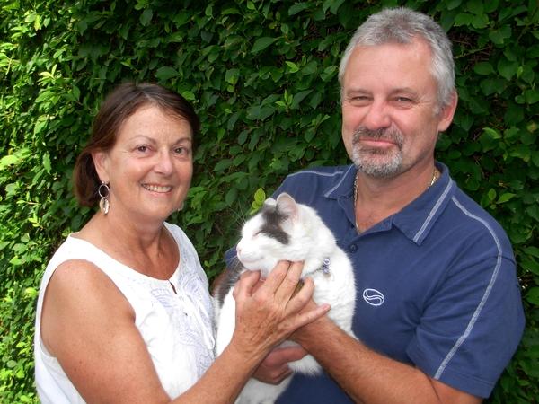 Graham & Lynn from Saffron Walden, United Kingdom