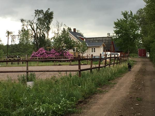 Farm house in Bus, Hörby