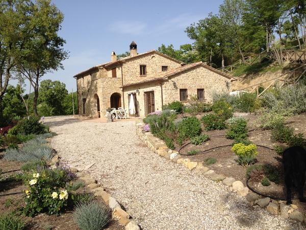 Housesitting assignment in Umbertide, Italy