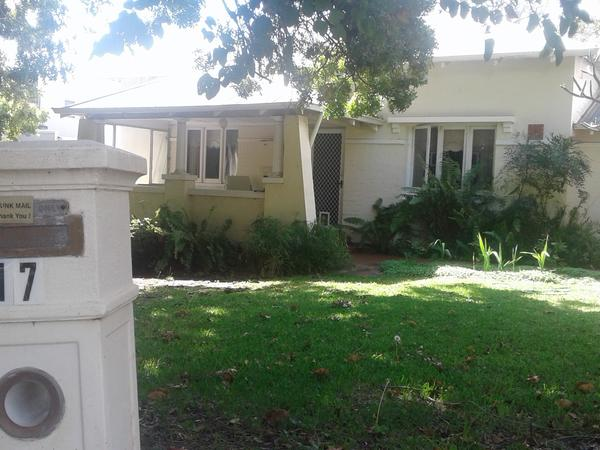 Housesitting assignment in Swanbourne, Western Australia, Australia