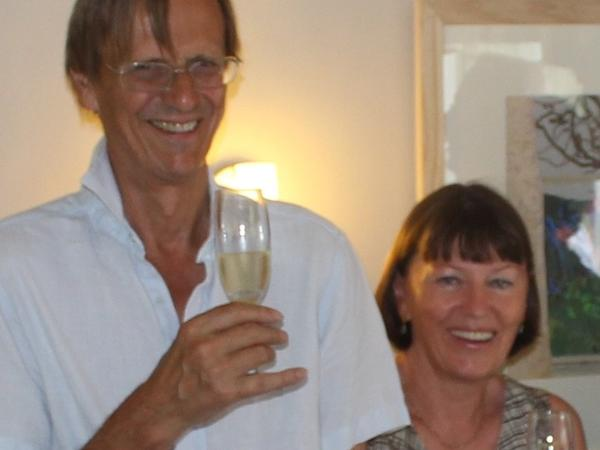 Susan & Martin from Newbury, United Kingdom