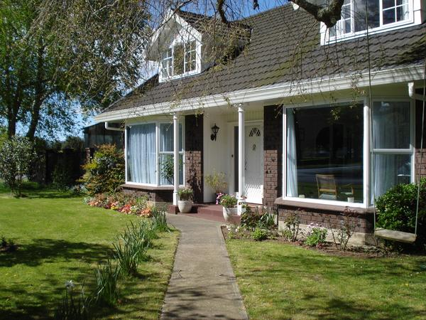 Housesitting assignment in Cambridge, New Zealand