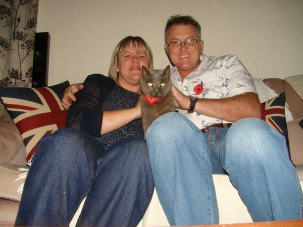 Claire & Mike from Worle, United Kingdom