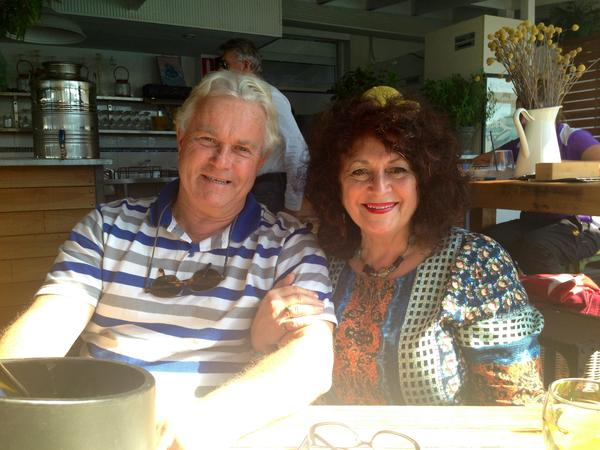 Suzanne m & Michael from Stockton, NSW, Australia