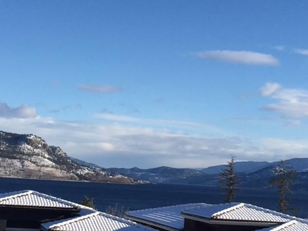 Housesitting assignment in West Kelowna, British Columbia, Canada