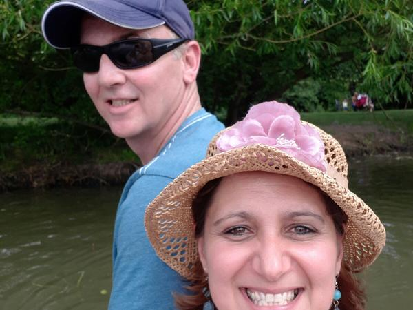 Andrew & Michelle from Bexley, United Kingdom