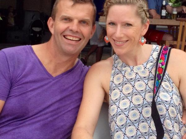 Donna & Jonathan from Cairns, Queensland, Australia
