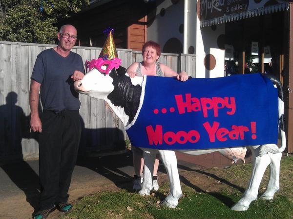 Eamon & Joyce from Busselton, Western Australia, Australia