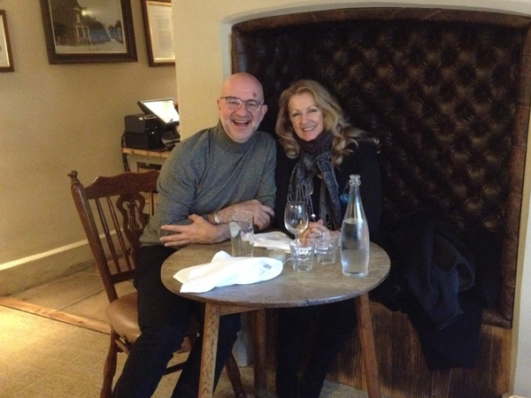 Cate and alan & Cate from Deal, United Kingdom
