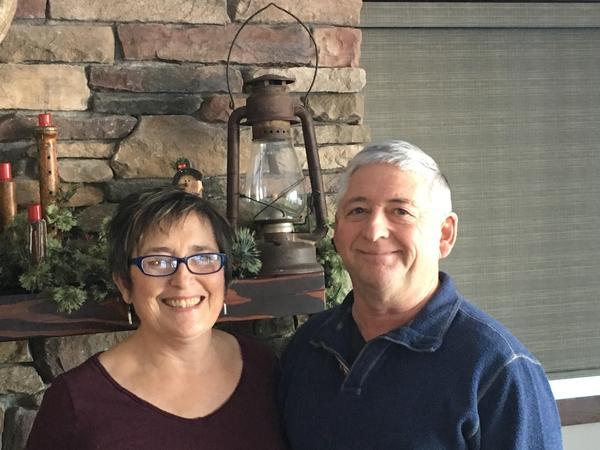 Judy & Darwin from Cartwright, Manitoba, Canada