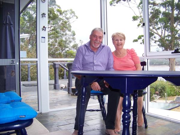 Rod & Janice from Ulverstone, Tasmania, Australia