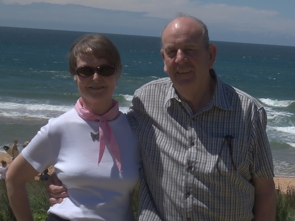 Jan & David from Cirencester, United Kingdom
