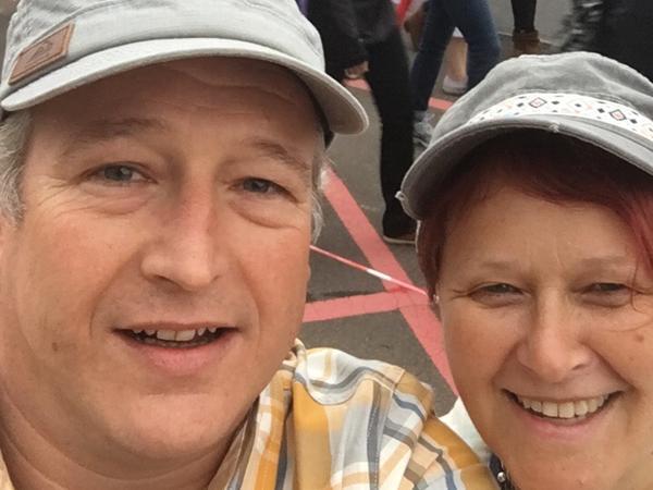 Jackie & Mark from Hambledon, United Kingdom