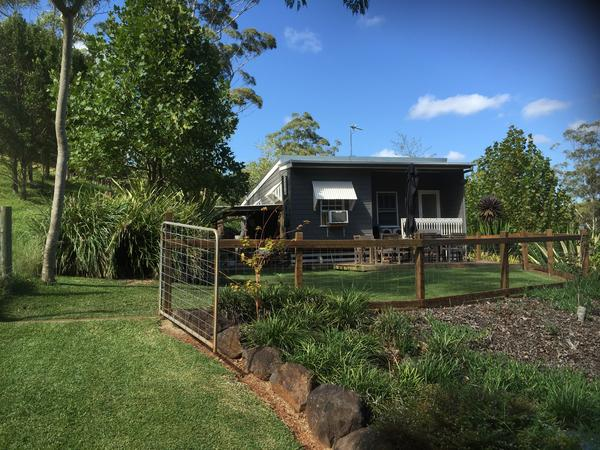 Housesitting assignment in Wongawallan, QLD, Australia