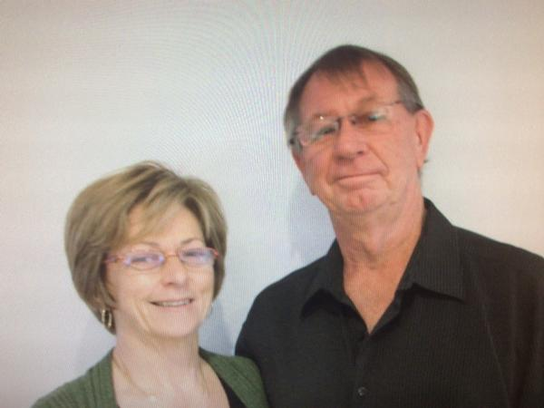John & Judy from Gympie, Queensland, Australia