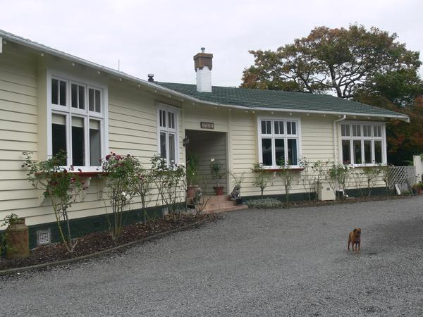 Housesitting assignment in Marton, New Zealand