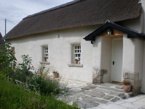 400 year old guest thatched cottage on site, yours for the week. West Wicklow.