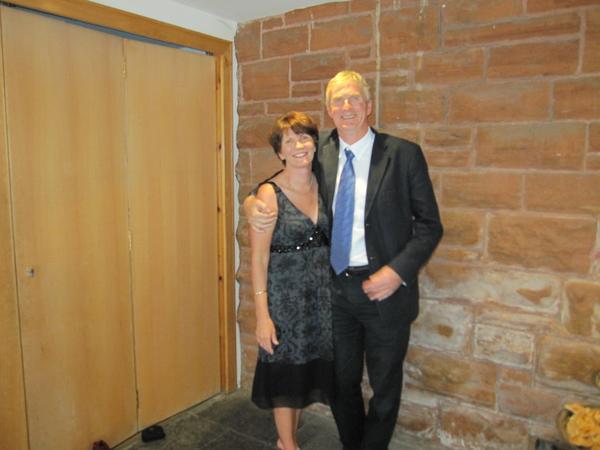 Catherine & Graeme from Tauranga, New Zealand