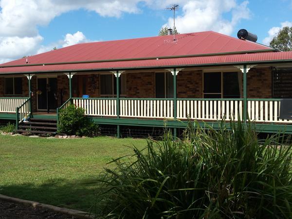 Housesitting assignment in Purga, Queensland, Australia
