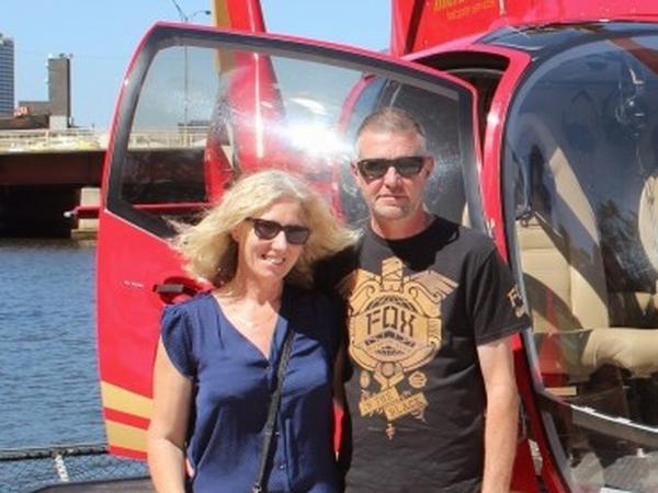 Pamela & Ian from Underbarrow, United Kingdom