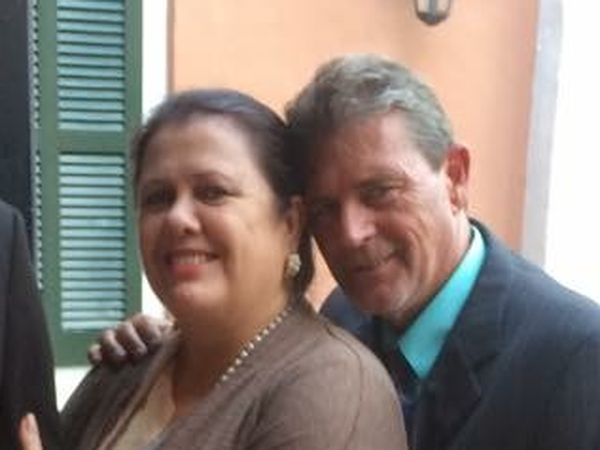 Cathy & Randy from Pembroke Parish, Bermuda