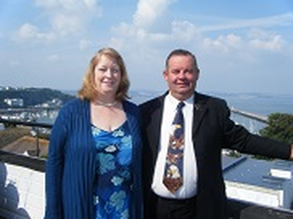 Karen & Nigel from Newcastle upon Tyne, United Kingdom