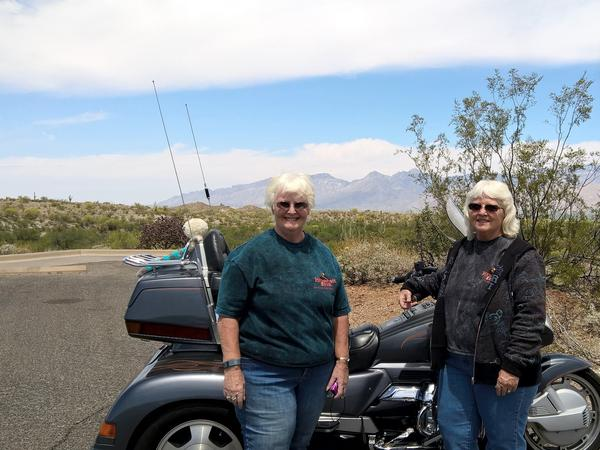 Linda e & Jeanette from Tucson, AZ, United States