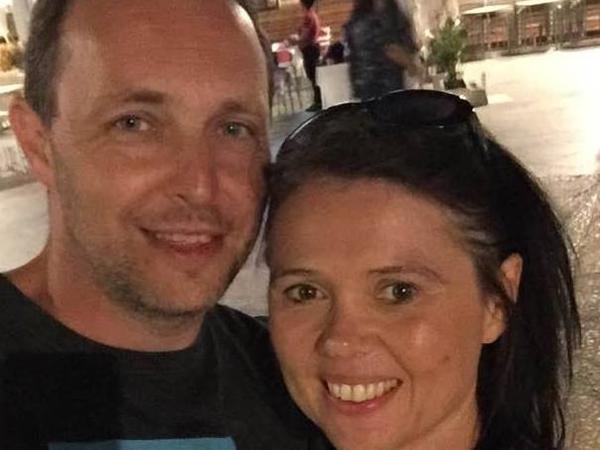Laura & Gary from Bridgend, United Kingdom