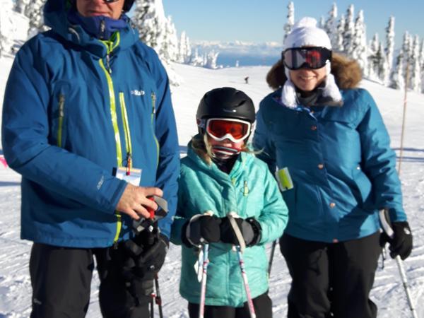 Vanessa & Robert from Nanaimo, British Columbia, Canada