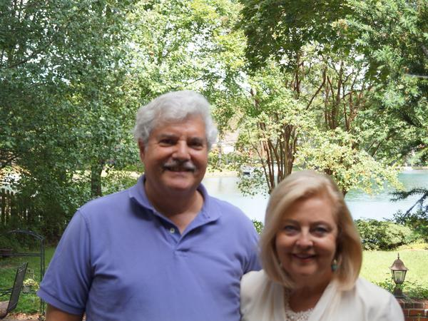 Neil & Becky from Memphis, Tennessee, United States