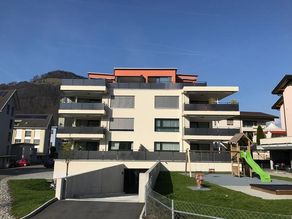 Housesitting assignment in Stans, Switzerland